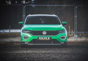 Заниженный Volkswagen T-Roc