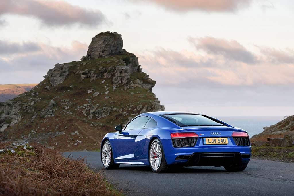 Audi R8 V10 RWS Limited Edition