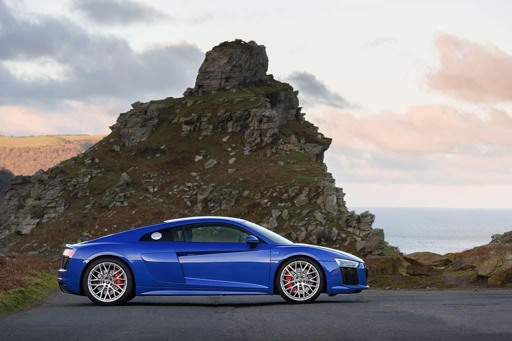 Audi R8 V10 RWS Limited Edition. 1 из 999