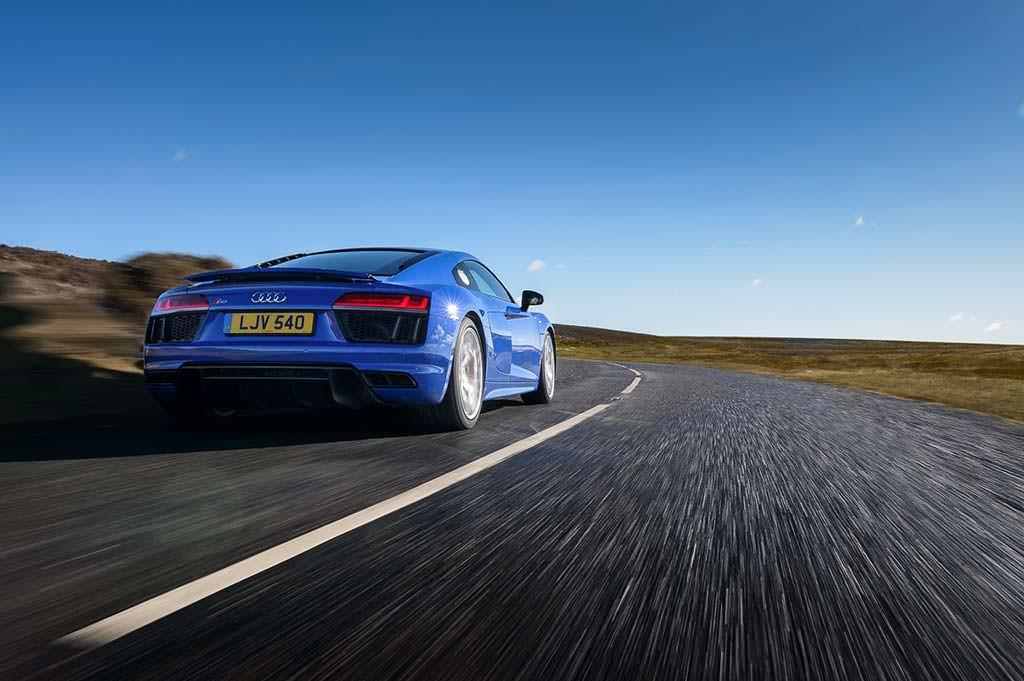 Фото Audi R8 V10 RWS Limited Edition