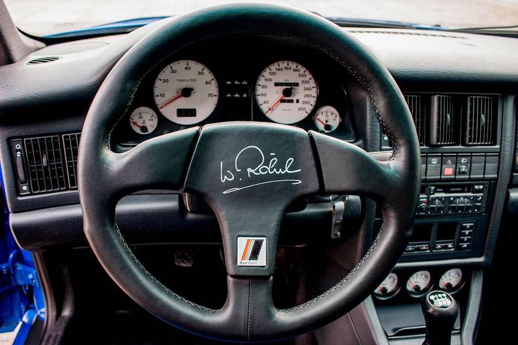 Отреставрированная Audi RS2 Avant от MTM