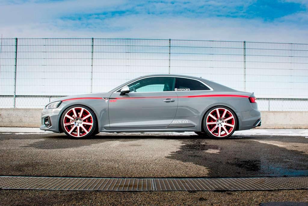 Спортивная Audi RS5 R Coupe. Тюнинг от MTM