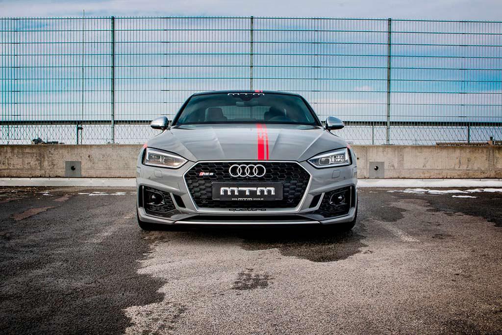 Audi RS5 R Coupe. Тюнинг от MTM