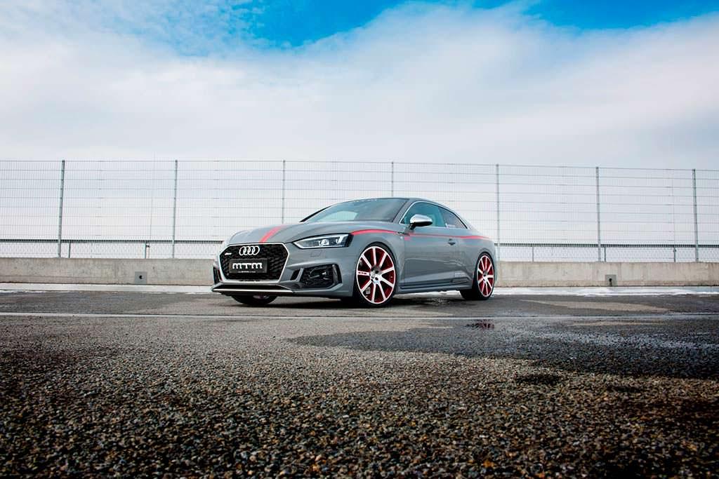 Audi RS5 R Coupe от MTM. Мощность 532 л.с.