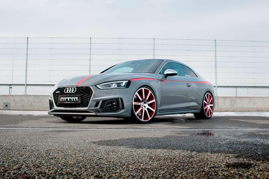 Audi RS5 R Coupe. 21-дюймовые колеса от MTM