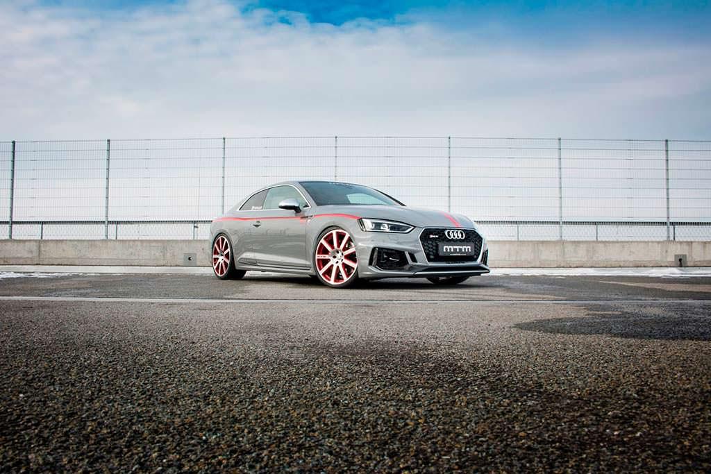 Тюнинг Audi RS5 R Coupe от MTM. Максимальная скорость 280 км/ч