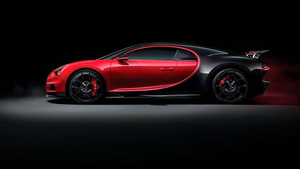 Bugatti Chiron Sport. Цена $3,67 млн
