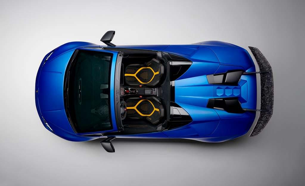 Фото Lamborghini Huracan Performante Spyder