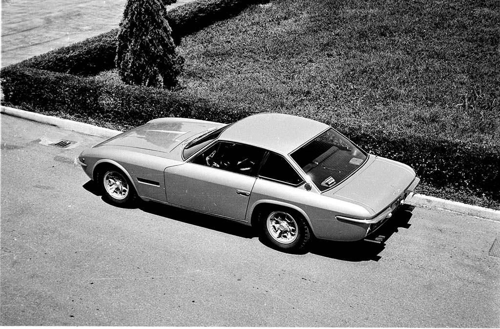 Lamborghini Islero 50 лет