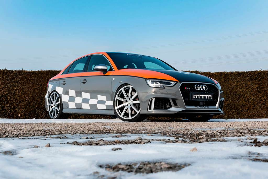 Тюнинг Audi RS3 R Sedan от MTM