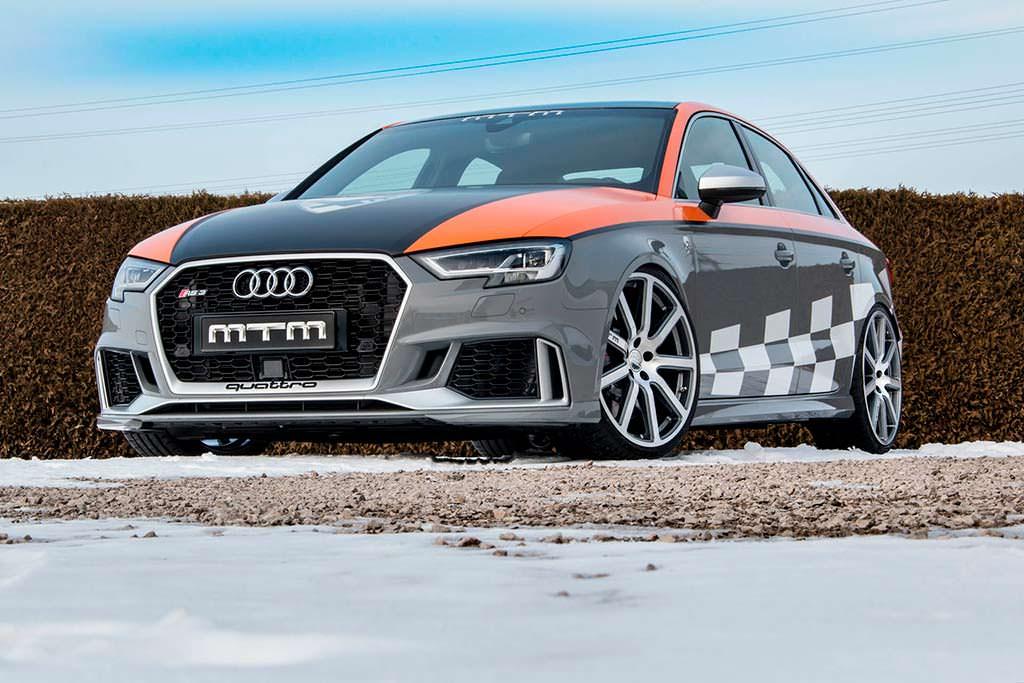 Седан Audi RS3 R. Тюнинг от MTM