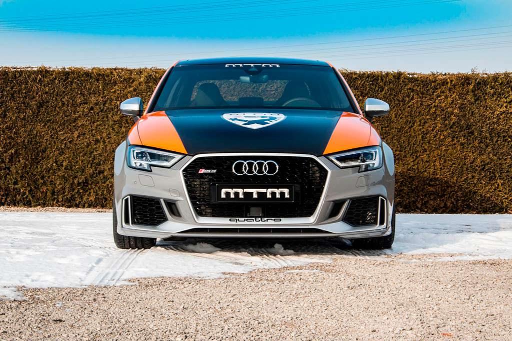 Тюнингованная Audi RS3 R Sedan от MTM