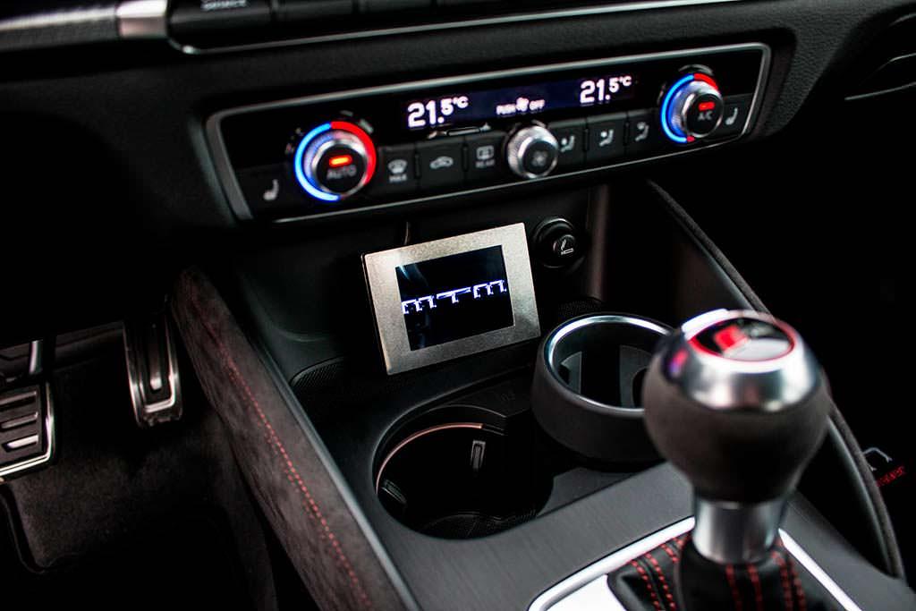 Фото салона Audi RS3 R Sedan от MTM