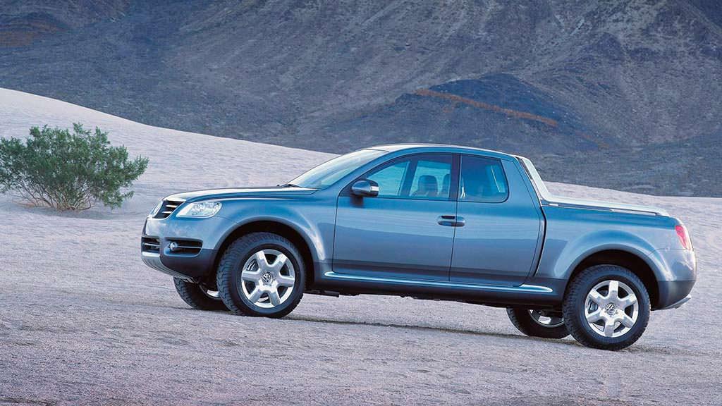 Volkswagen AAC 2000 года