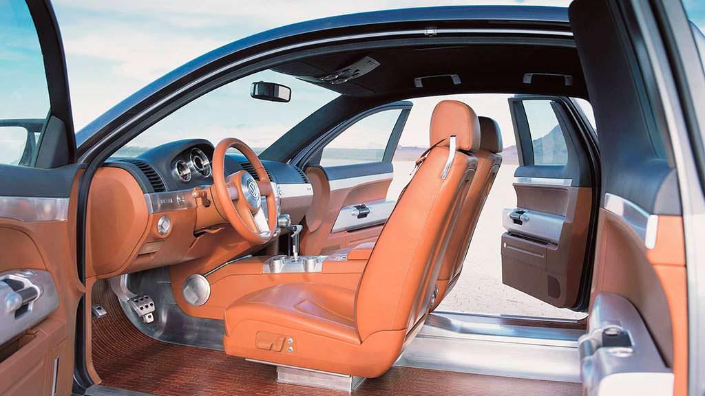 Фото внутри Volkswagen AAC 2000 года