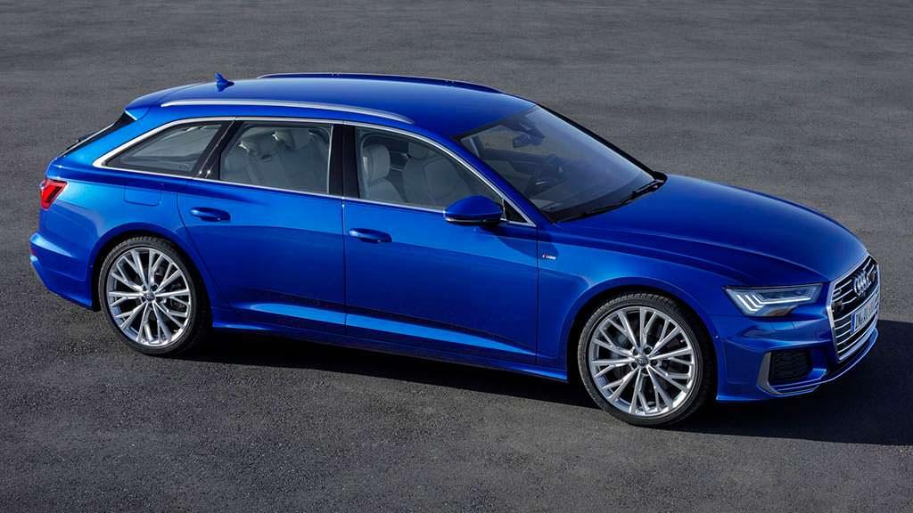 Универсал Audi A6 Avant 2019