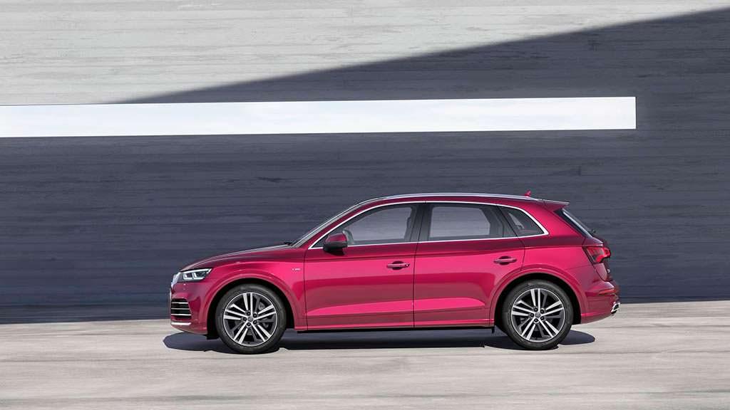 Китайский кроссовер Audi Q5 L