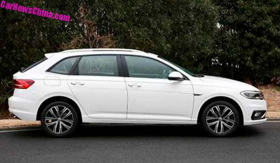 Универсал Volkswagen Grand Lavida Plus. Цена от $19 919