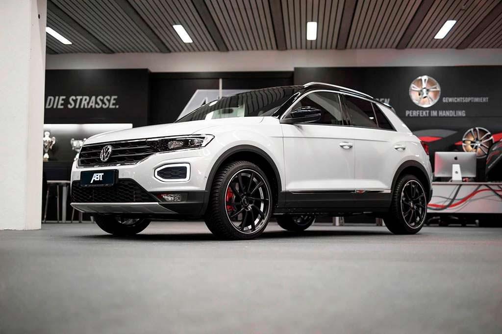Новый Volkswagen T-Roc. Тюнинг от ABT Sportsline