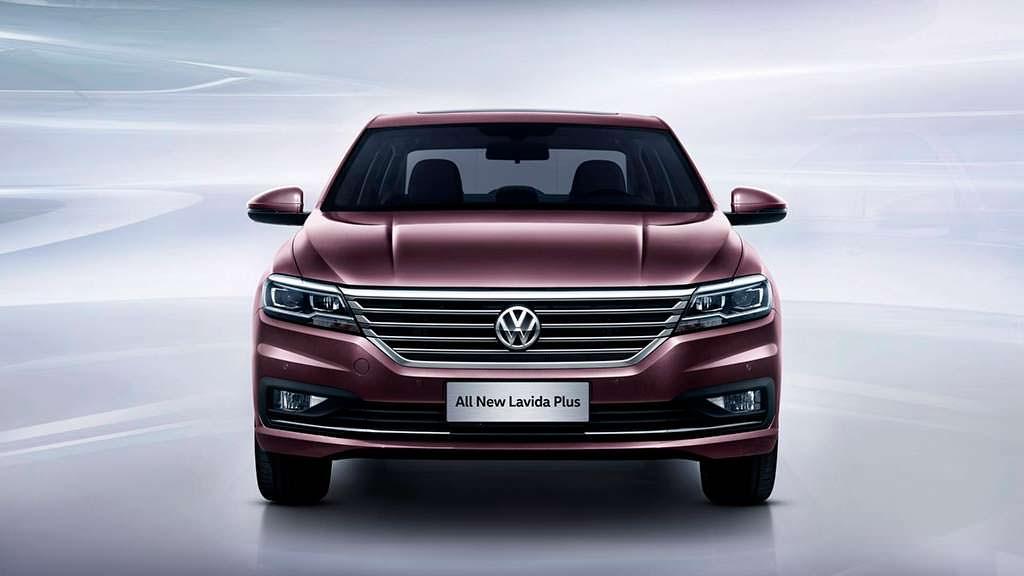 Китайский седан Volkswagen Lavida Plus