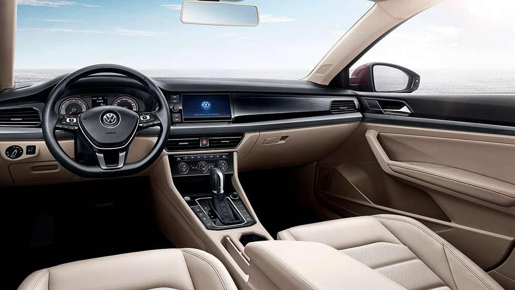 Фото салона Volkswagen Lavida Plus