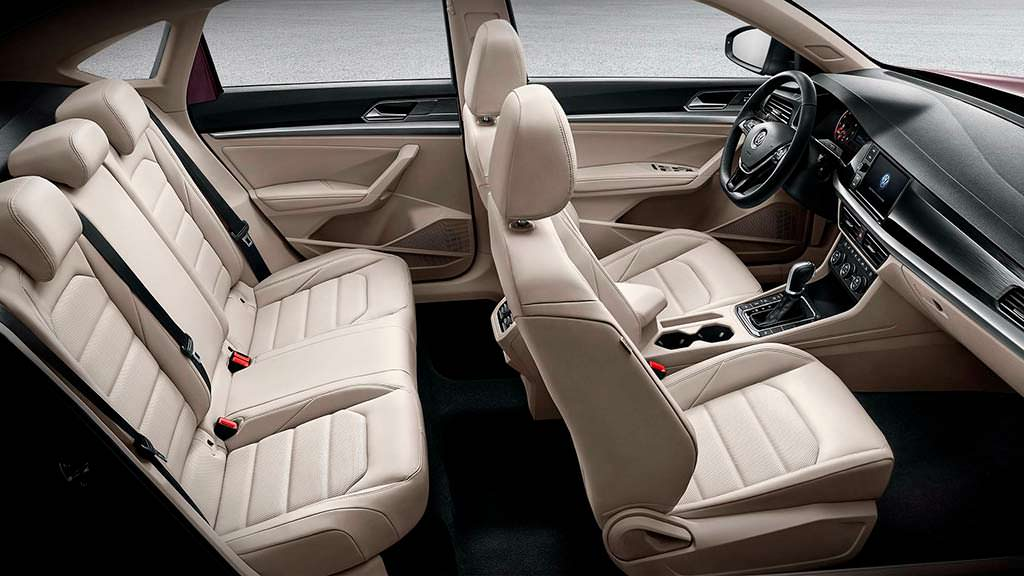 Салон Volkswagen Lavida Plus