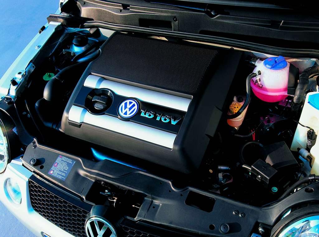 Мотор 1,6 TSI мощностью 123 л.с. Volkswagen Lupo GTI