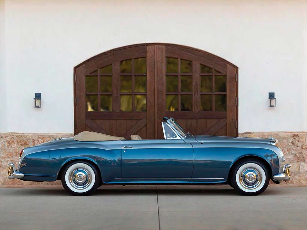 Bentley S1 Continental Drophead Coupe