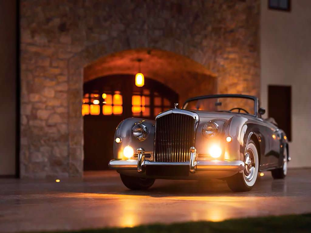 Bentley S1 Continental Drophead Coupe 1956 года
