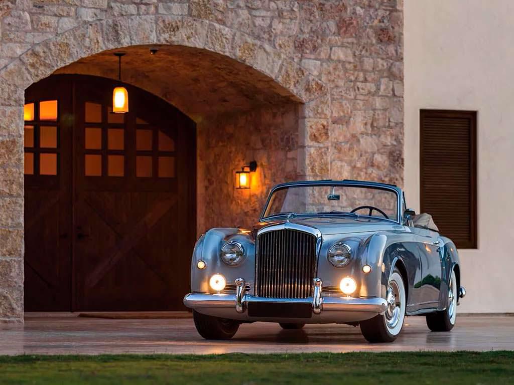 Bentley S1 Continental Drophead Coupe в идеальном состоянии