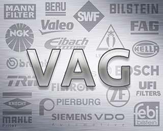 Фирмы качественных запчастей на VW Passat
