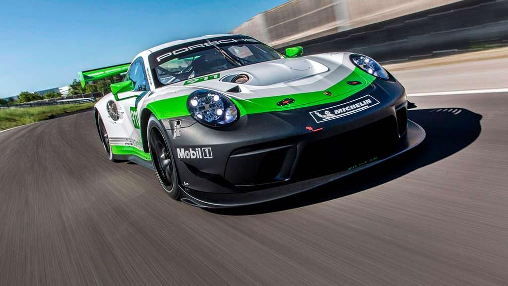 Porsche 911 GT3 R 2019. Цена от €459 000
