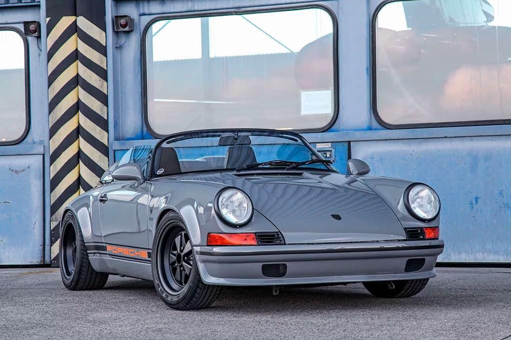 Ретро-тюнинг Porsche 911 Speedster из Targa 1989 года