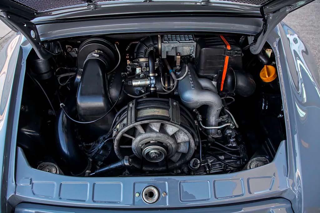 Двигатель Porsche 911 Speedster от DP Motorsport