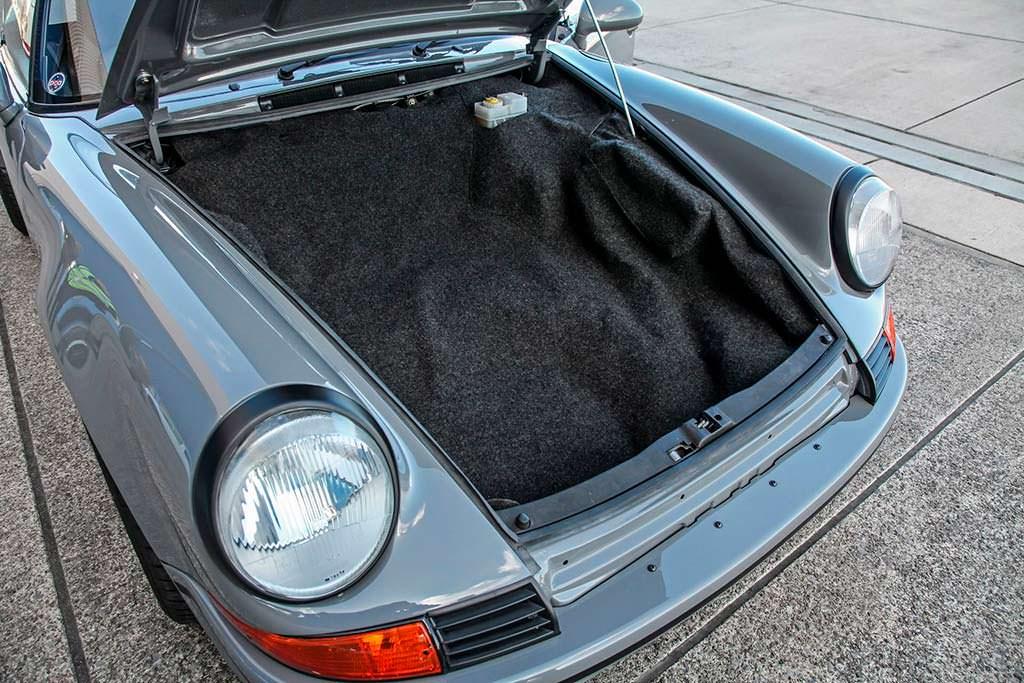 Багажник Porsche 911 Speedster от DP Motorsport