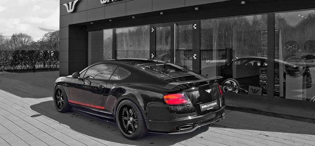 Тюнинг Bentley Continental 24 от Wheelsandmore