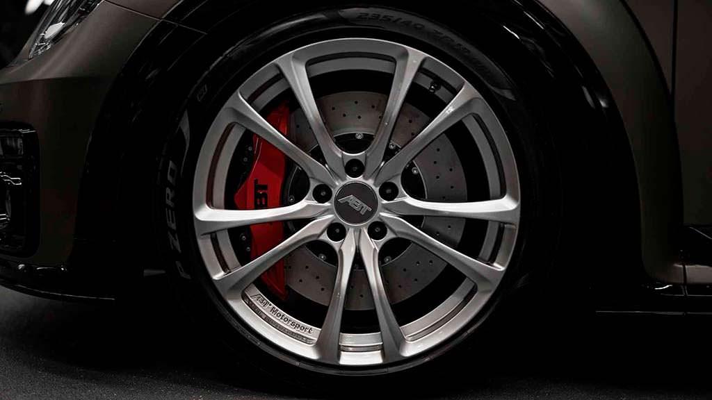 19-дюймовые колеса Volkswagen Beetle Convertible от ABT