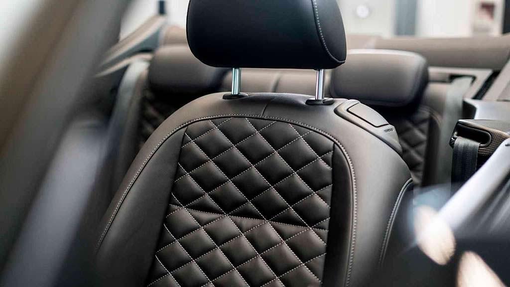 Алмазная строчка Volkswagen Beetle Convertible от ABT