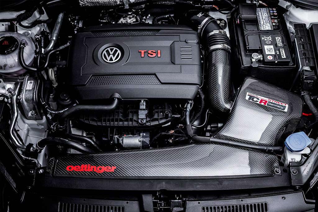 Двигатель Volkswagen Golf GTI TCR от Oettinger