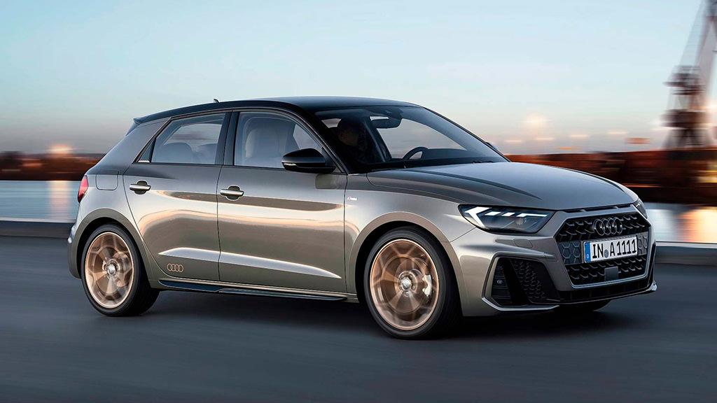 Audi A1 Sportback второго поколения