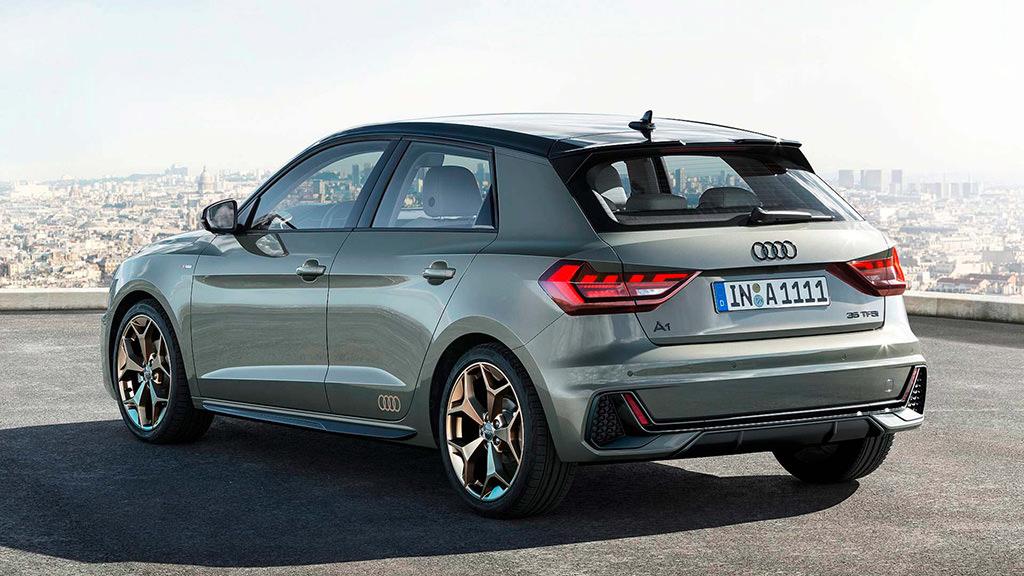 Новая Audi A1 Sportback