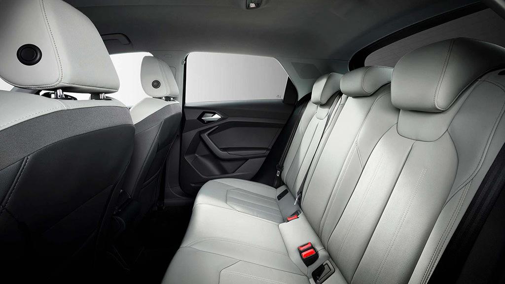 Задние сиденья Audi A1 Sportback 2019