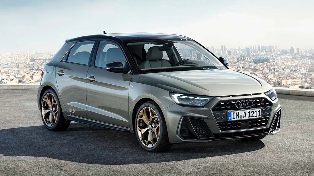 Новая Audi A1 Sportback 2019