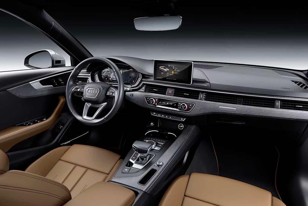 Фото внутри Audi A4 2019