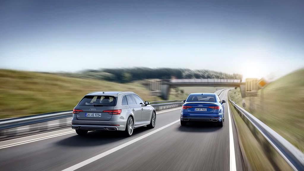 Седан и универсал Audi A4 2019