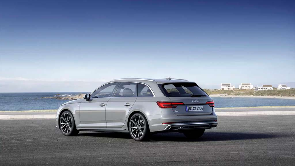 Универсал Audi A4