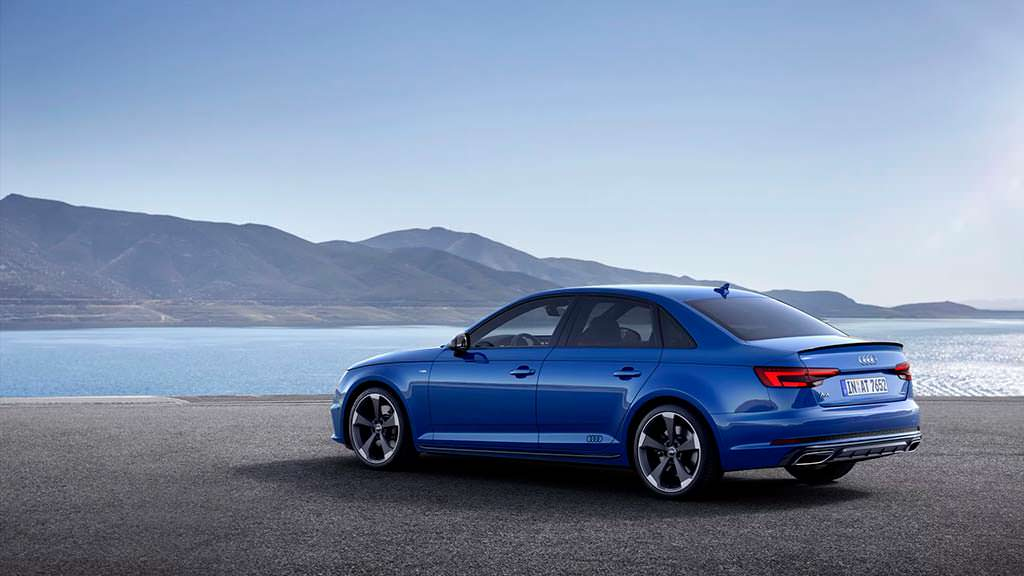 Рестайлинг Audi A4