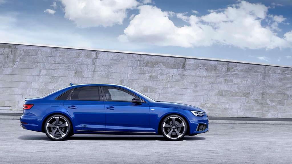 Audi A4 B9 2019