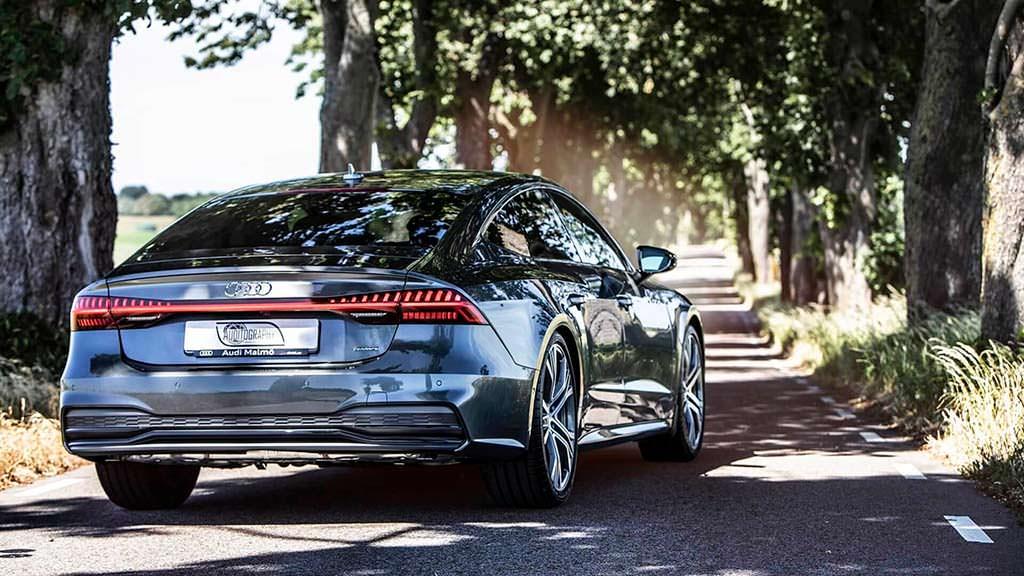 Audi A7 Sportback от Auditography