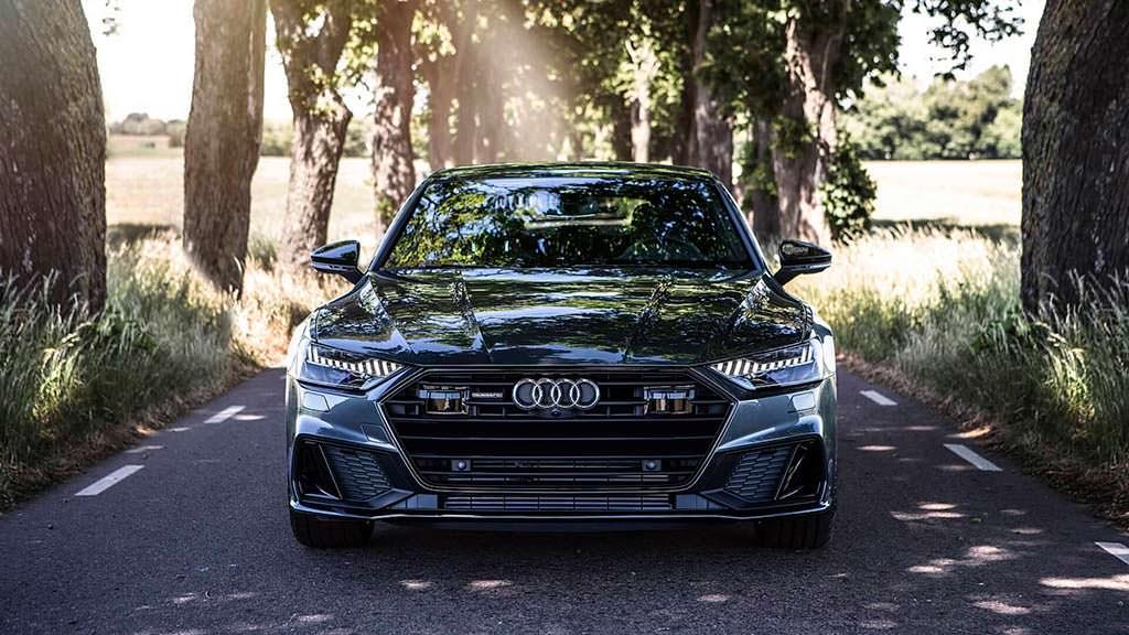 Новая Audi A7 Sportback от Auditography